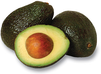 ... Avocado contains high level of folic acid to help metabolise proteins