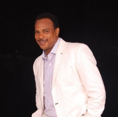 Fred Amata in sizzling romance with single mother of two « The ...