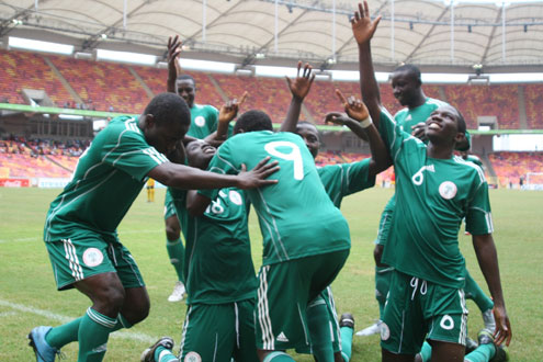SoccerNet Nigeria:Flying Eagles