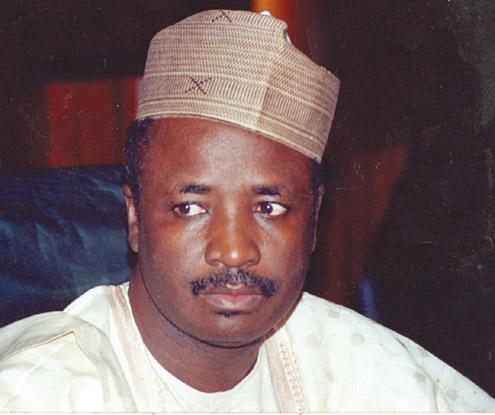Governor Aliyu Wamakko