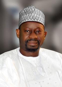 Governor Ibrahim Dankwanbo