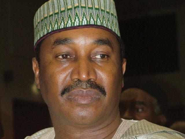 Governor Ibrahim Shema