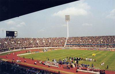 Image result for Lagos workers at national stadium