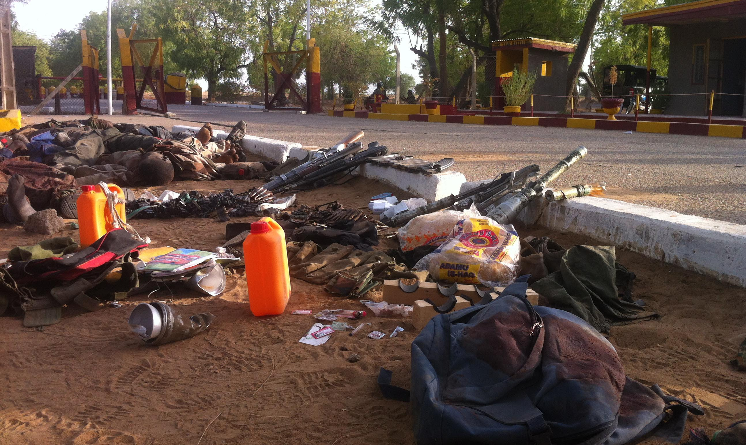 Over 200 Boko Haram fighters killed in Borno attack – The Eagle Online