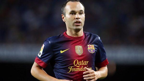 Champions Barca bid Iniesta farewell cc9b90e567f12