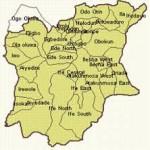 Map of Osun State