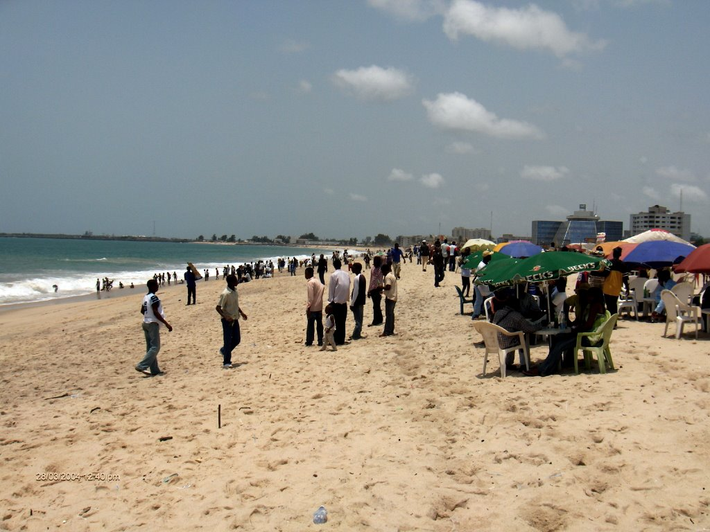 Pictures Of Bar Beach Lagos