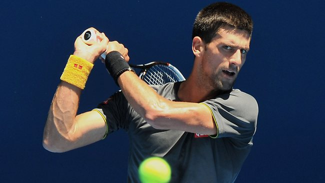 Djokovic wins opening match at ATP finals, beats Thiem in 3