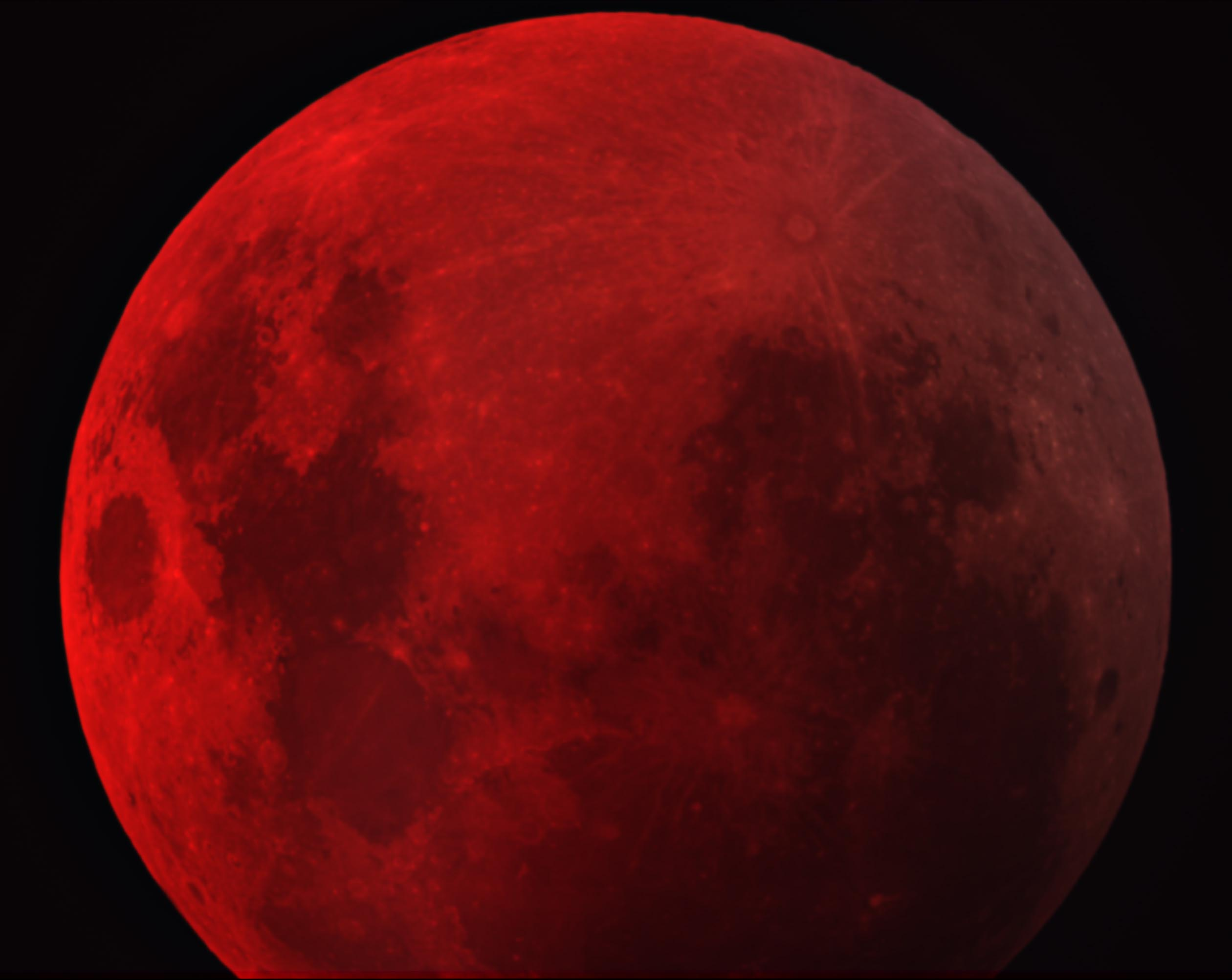 what time is red moon today - photo #15