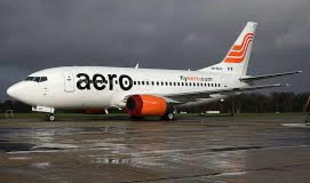 Aero suspends flight operations, sends staff on leave