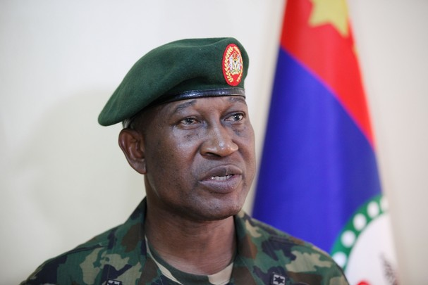 General Chris Olukolade