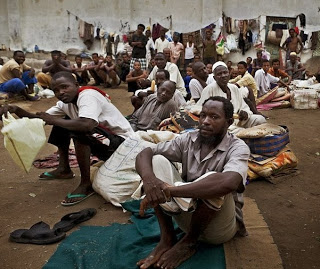 Nigerian immigrants arrested in Saudi Arabia