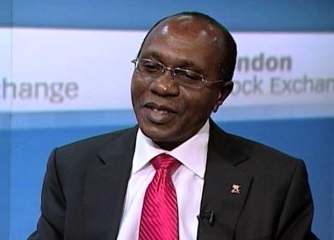 Central Bank of Nigeria governor, emefiele