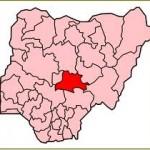 Map of Nasarawa State