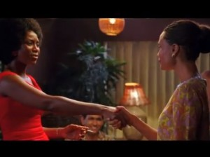 Genevieve Nnaji in half a yellow sun