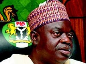 Governor Babangida Aliyu 1