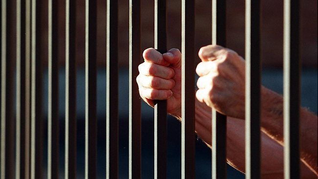 Image result for nigeria prison gate