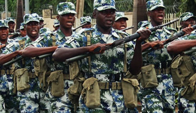 Nigerian military mobilising to reverse insecurity in Damboa
