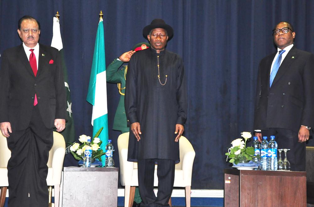 Nigeria, Pakistan target $1bn trade volume in 5yrs -