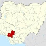 Map of Edo State