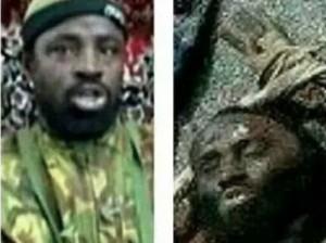 Abubakar Shekau dead