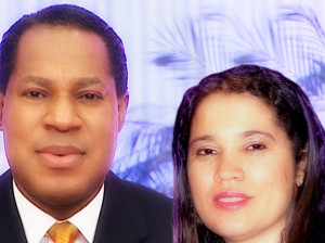 Pastors Chris and Anita Oyakhilome