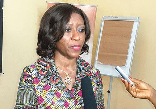 Director General of Industrial Training Funds [ITF], Mrs. Juliet Chukkas Onaeko