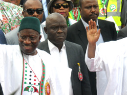 PDP SPECIAL NATIONAL CONVENTION IN ABUJA
