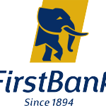 FirstBank logo(stacked)
