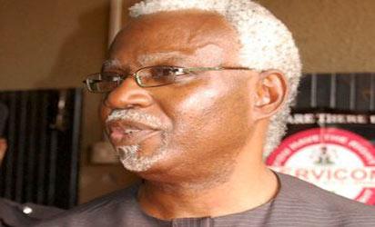 ICPC chairman, Mr. Ekpo Nta