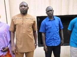 Four remanded in prison