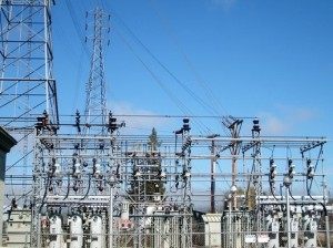 Nigeria electric power grid