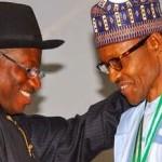 President Goodluck Jonathan and General Muhammadu Buhari