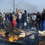 Xenophobic attack in South Africa