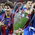 Barca win 2015 Champions League