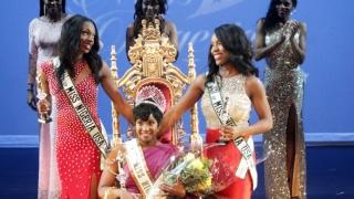 Frances Udukwu with runners up