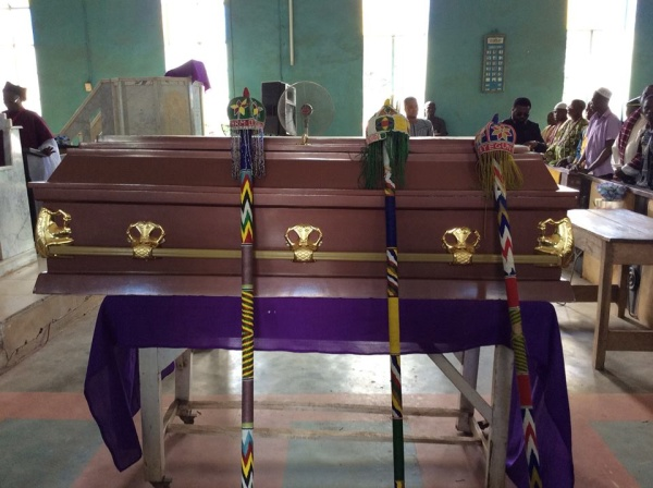 Dr. Deji Adejobi's burial 3