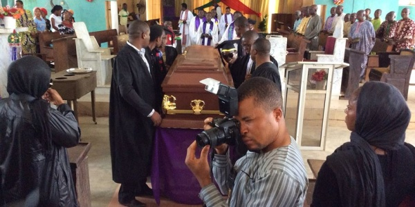Dr. Deji Adejobi's burial 6
