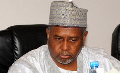 '14 witnesses to testify against Dasuki behind screened doors'