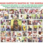 Boko Haram wanted list