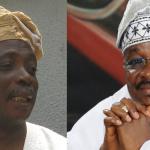Rashidi Ladoja and Abiola Ajimobi