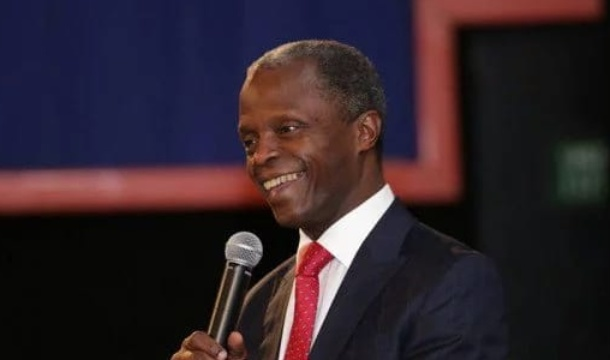 Osinbajo calls for synergy to boost development in Niger Delta