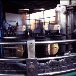 Guinness bottling line