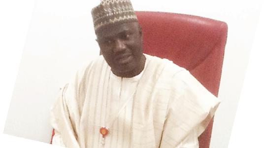 Senator Aliyu Sabi
