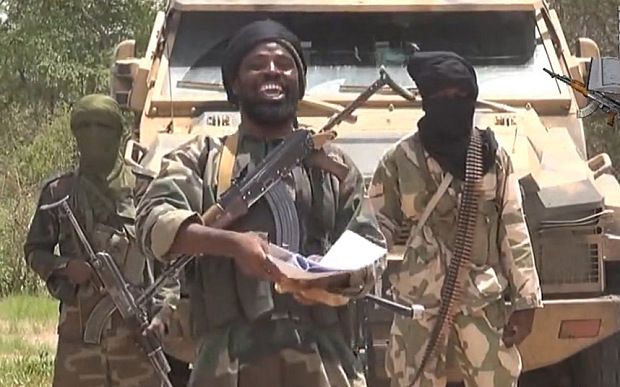 Boko Haram claims major attack on key northeast Nigerian city