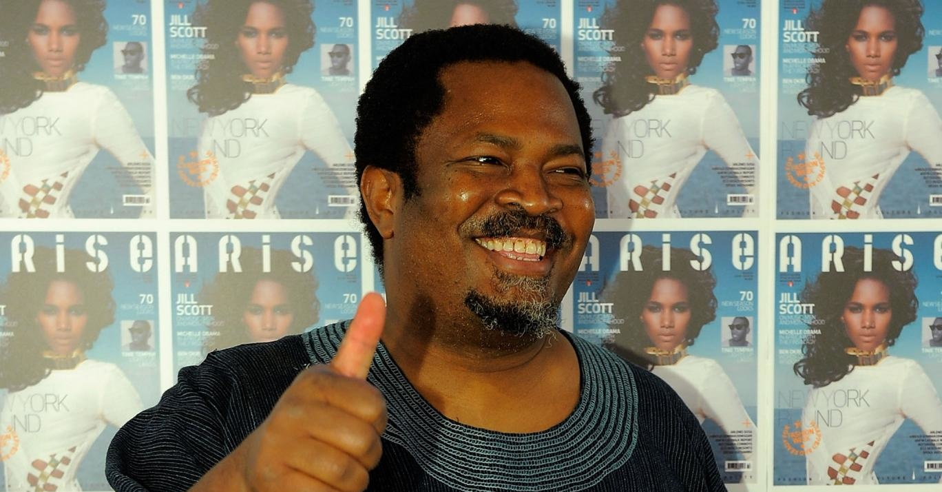 Image result for pictures of Nduka Obaigbena