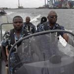 Nigerian Navy patrol