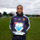 Odion Ighalo with Player of the Month award