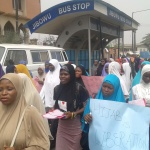 Hijab protest in Lagos