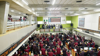 Nigerian Stock Exchange 1